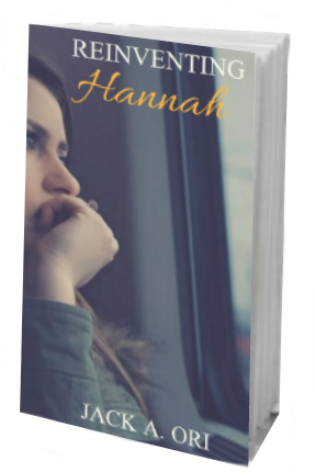 Reinventing Hannah - 3D Cover